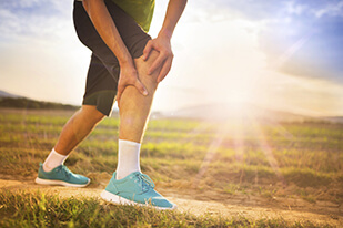 The How Osteopathic Clinic Edinburgh also treats Sports Injuries