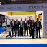 November 2019 Storz Medical in London